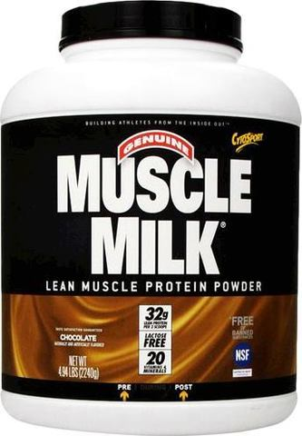 Протеин CytoSport Muscle Milk 100% Whey