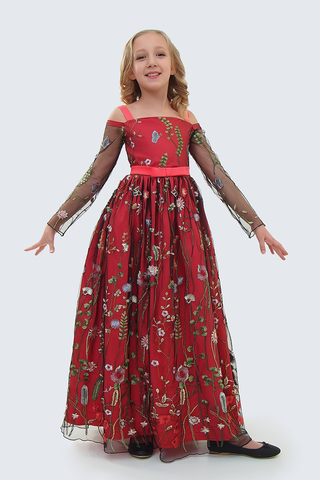 Платье детское (артикул 2Н104-7)