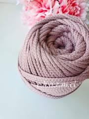 Пыльная роза Полиэфирный шнур 5 мм
