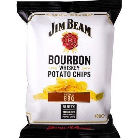 Чипсы Jim Beam Bourbon Whiskey (40 гр)