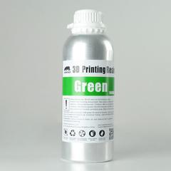 Фотография — Фотополимер Wanhao Standard Resin, зелёный (1 л)