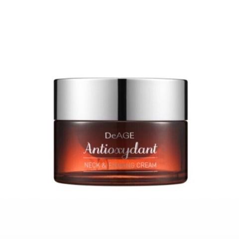 Charmzone DeAGE Antioxydant neck&firming cream