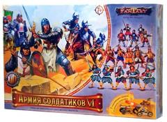 Армия солдатиков «Рыцари»