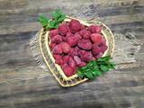 Клубника садовая замороженная 0,5 кг.от ДИКОРОСПРОМ