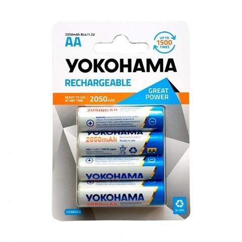 Аккумулятор Yokohama R6, AA (2050mAh) Ni-MH