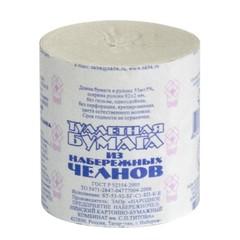 """Туалетная бумага """"Набережные Челны"""" 1 рулон"""