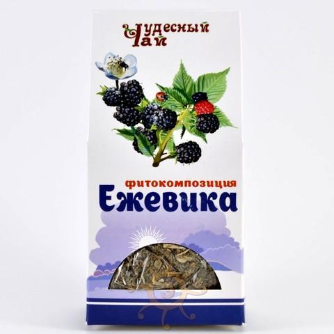 Ежевика листья сушеные Чудесный чай, 50г