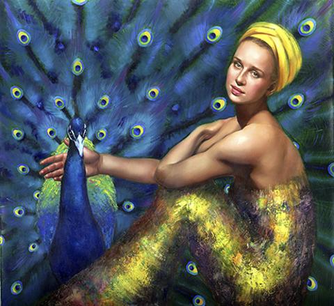 Птица-Жар: Две жизни