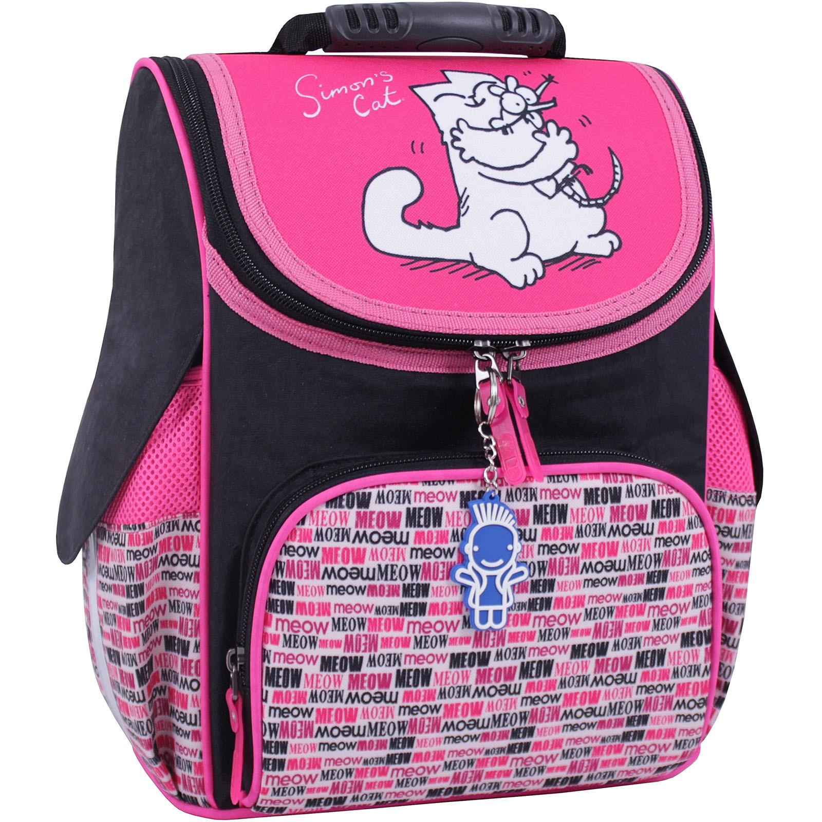 Школьные рюкзаки Рюкзак школьный каркасный Bagland Успех 12 л. Черный 364 (00551702) IMG_1137_суб.364_.JPG
