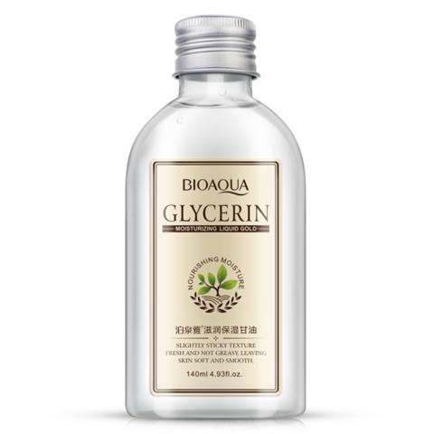 Глицериновое масло для лица и тела, 140мл.