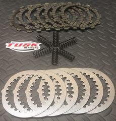 Комплект дисков сцепления Tusk HONDA CRF450R/X CR250R