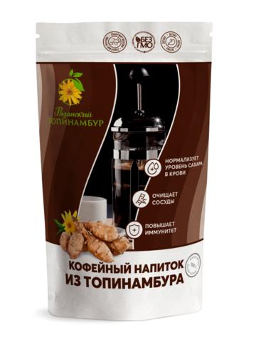 Кофейный напиток из топинамбура, мелкий помол 150 г