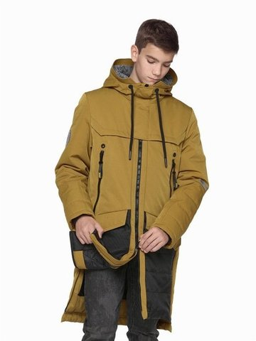 Куртка зимняя для мальчика кд1146