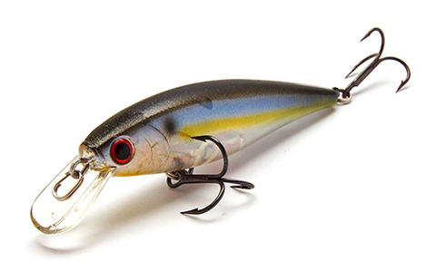 Воблер Lucky Craft Pointer 78-186 Ghost Threadfin Shad