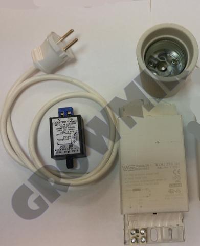 Мини - комплект освещения ДНАТ 250w