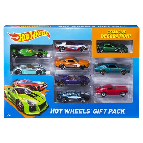 Basic Car 10-Pack Asst