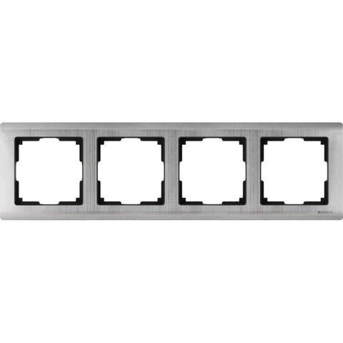 Werkel Рамка W0041602 (WL02-Frame-04) глянцевый никель1