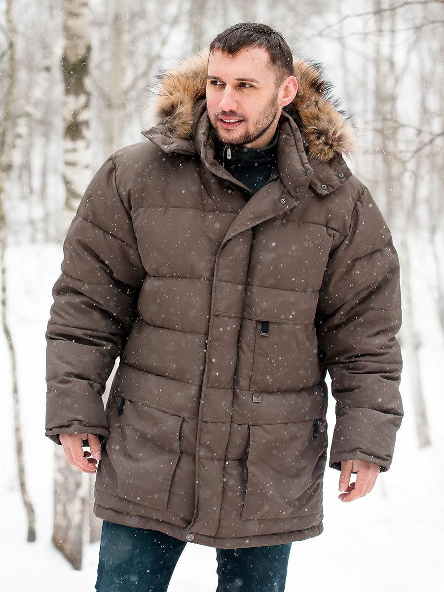 Joutsen пуховик Arctic нутрия