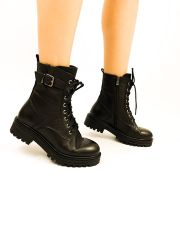 0184-KS43 Ботинки