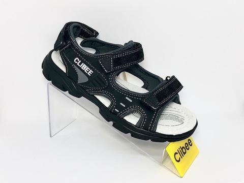 Clibee Z523 Black/Grey 32-37