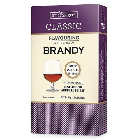 Эссенция Still spirits Classic Brandy, 2х16 г на 2,25 л