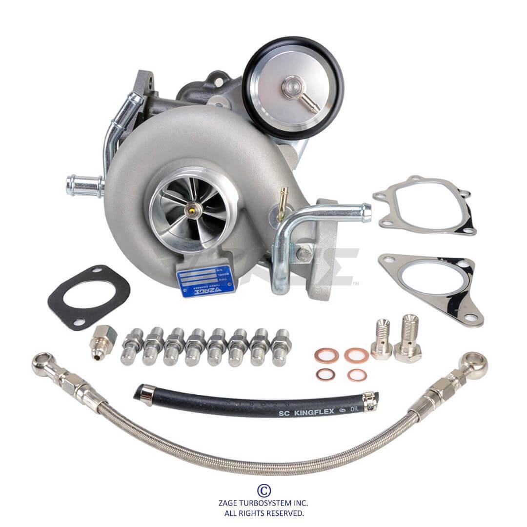 Полная комплектация турбины Subaru Forester, Impreza WRX, Legacy GT/Spec B, Outback