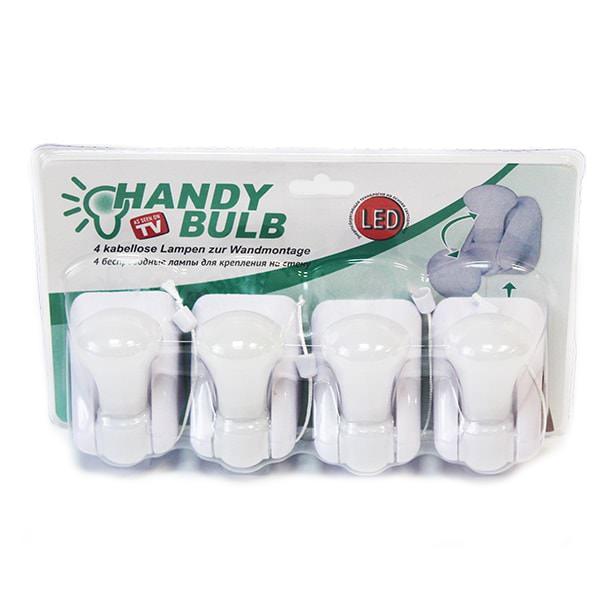 Товары для дома Набор лампочек на батарейках Handy Bulb (4 штуки) svetodiodi.jpg