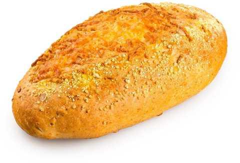 Белый хлеб Хорватский кукурузный Пекарня Дон Батон 0,35кг