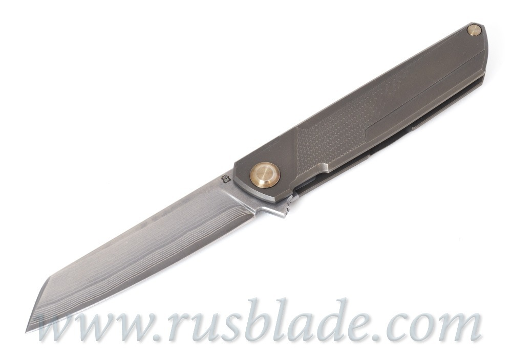 Cheburkov Dragon Laminated steel Limited #5