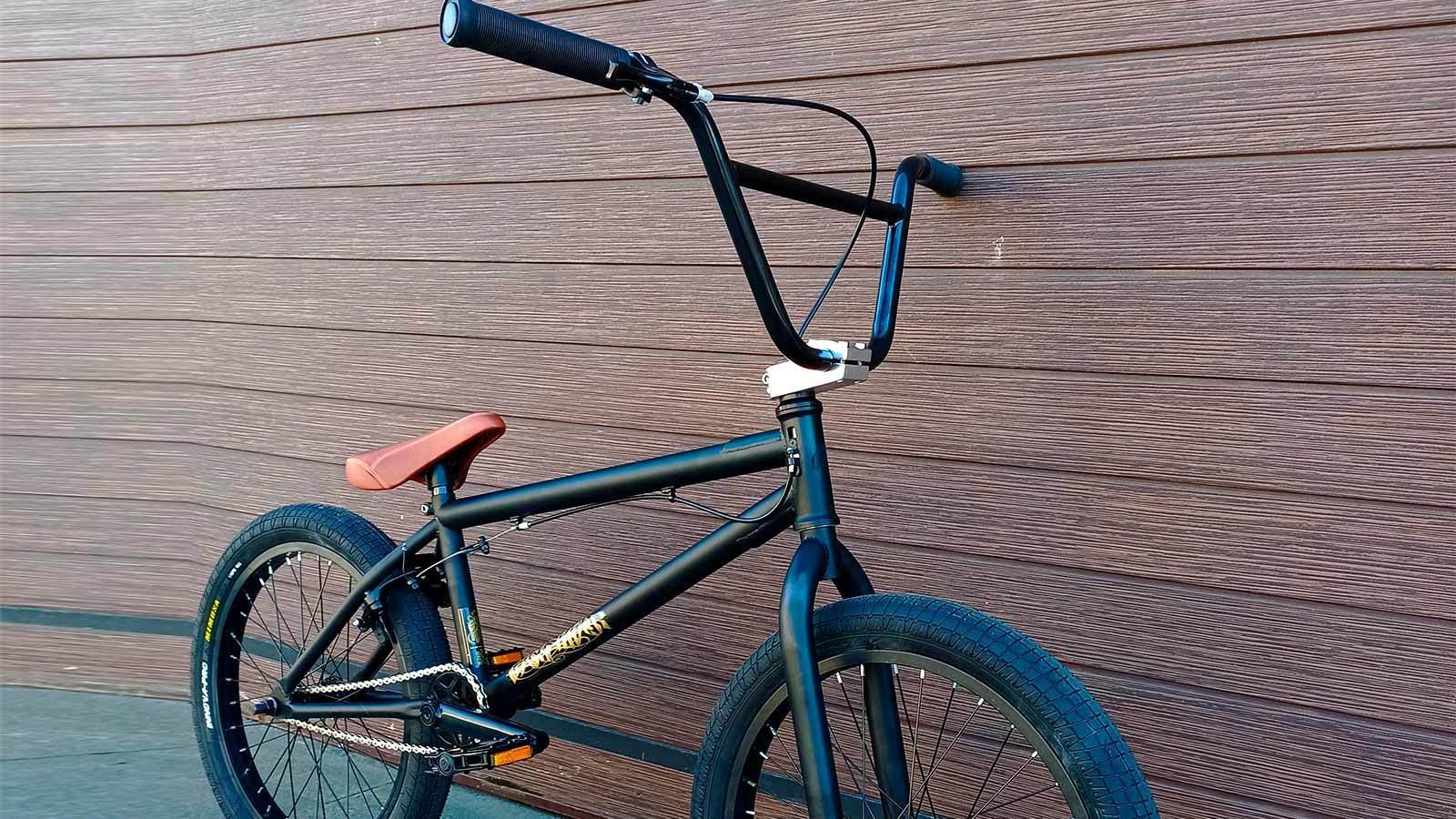 Велосипед бмх подростковый