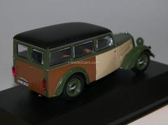IFA F8 Kombi green-black 1955 IST160 IST Models 1:43