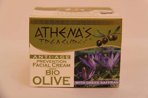 Антивозрастной крем для лица ATHENA'S TREASURES