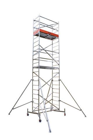 Алюминиевая вышка-тура, 2-я надстройка KRAUSE CLIMTEC