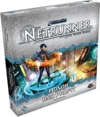 Android Netrunner LCG: Honor and Profit Deluxe