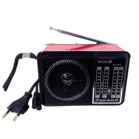 Радио NEEKA NK-204 AC