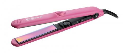 Щипцы Gamma Piu Rainbow, 25х89 мм, 43 Вт, розовые