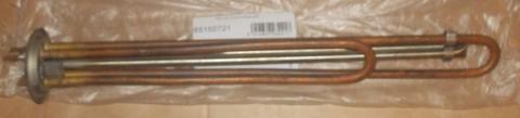 Нагревательный элемент (ТЭН) для водонагревателя Ariston (Аристон) SHUTTLE 65150721 1000W+1500W, см. 3401460