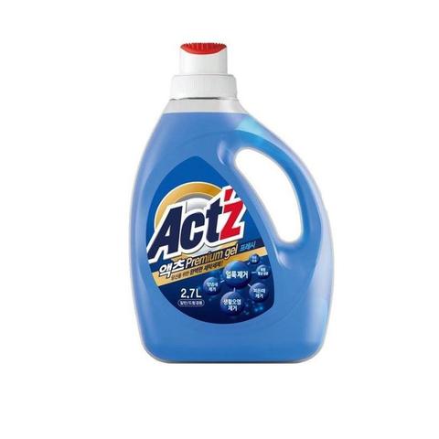 Гель для стирки белья ACT'Z Primium Gel Fresh 2.7 л