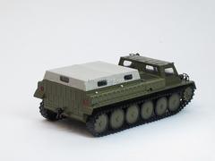 GAZ-71 GT-SM Crawler Transporter 1:43 Start Scale Models (SSM)