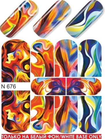 Слайдер-Дизайн 676 milv