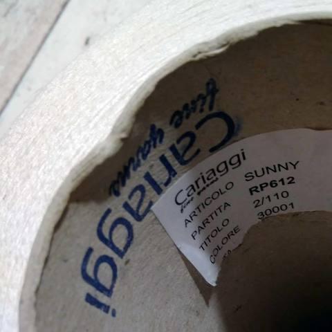 Шелк с кашемиром (35%)  CARIAGGI SUNNY 2/110  белый молочный