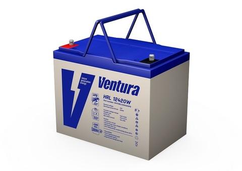 Аккумулятор VENTURA HRL 12420W