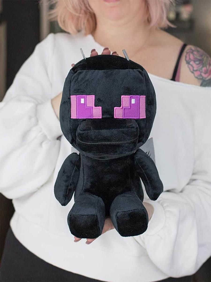 Мягкая игрушка Minecraft Crafter Enderdragon 26см