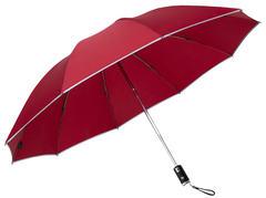 Зонт Xiaomi Zuodu Automatic Umbrella LED красный