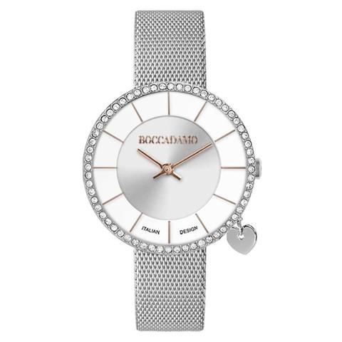 Часы Mya33 Silver White MX008 BW/S