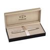 Parker Sonnet - Cisele Silver CT Slim, шариковая ручка, M, BL