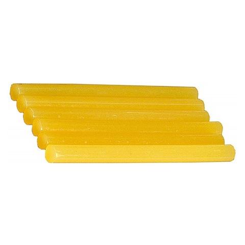 STAYER Yellow желтые клеевые стержни, d 11 мм х 200 мм 6 шт. 125 г.