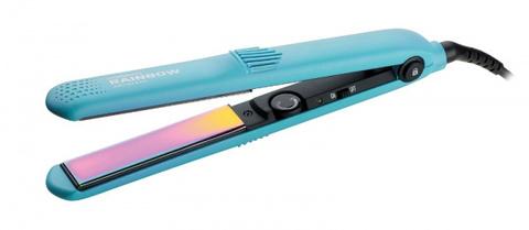 Щипцы Gamma Piu Rainbow, 25х89 мм, 43 Вт, голубые