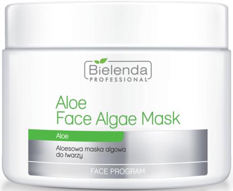 PROFESSIONAL Альгинатная маска для лица Алоэ 190г