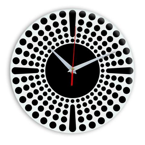 Настенные часы Ideal 958 белые